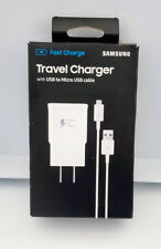 Samsung Adaptive FAST Charge Travel Charger & Micro-USB Cable *NEW*