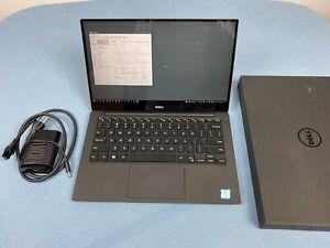 Dell XPS 13 QHD+ Touchscreen | Intel i5 7200U | 8GB RAM | 256GB SSD | Win 10 Pro