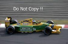 Michael Schumacher BENETTON B192 F1 Stagione 1992 foto 2