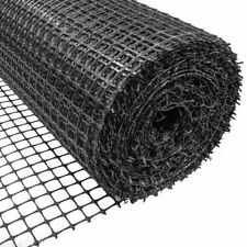 GEOGRID 4m x 50m ROLLS 30kN Bi-AXIAL TENSAR GROUND REINFORCING STABILISATION