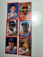 RARE 1990 GIANTS WONDER BREAD STARS CARDS