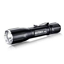 Nextorch TA40 Tactical LED Taschenlampe, 1040 Lumen, 285m Leuchtweite, Schwarz