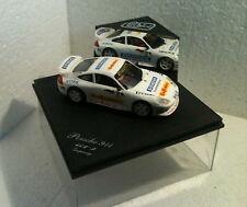 qq PS 1013 PROSLOT PORSCHE 911 GT3 SUPERCUP No 11 HEGER SIEMENS