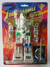 RARE VINTAGE 90'S GREAT FIGHBIRD GUNDAM CHROME FIGURE KO ROBOT ANIME NEW SEALED!