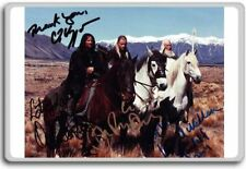 Lord Of The Rings – Aragorn Gimli Gandalf Legolas Autographed Preprint Signed...