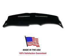 1998-2004 Ford Mustang  Black Carpet Dash Cover Mat Pad FO81.5-5 Made in the USA