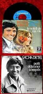 Single Brigitte Bardot & Sacha Distel: Le Soleil de ma vie  Columbia 1C006-94 54
