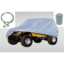 Rugged Ridge 13321.72 Car Cover Kit Full For 55-06 Jeep CJ/Wrangler YJ/TJ