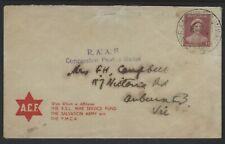 Australia Military Mail RAAF PO Tocumwal NSW Mr 1945
