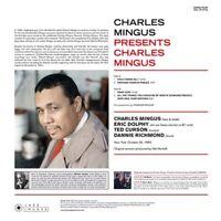 CHARLES MINGUS - PRESENTS CHARLES MINGUS   VINYL LP NEW