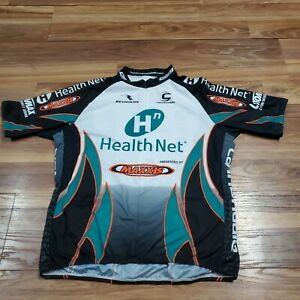 CANNONDALE Cycling Jersey Shirt Size XXL Healthnet