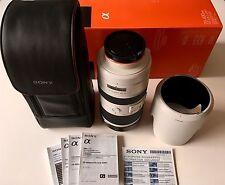 New Sony 70-400mm F4-5.6 G SSM II Alpha Tele Zoom Lens SAL70400G2
