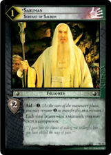 LOTR TCG  Rise of Saruman Complete Set 148 cards incl Starter cards NM/MINT