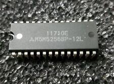 CMOS STATIC RAM IC M5M5256  M5M5256BP-12L X 1 PCS
