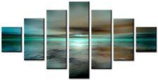 7 Panel Total Size 160x80cm Large Digital Print Canvas Wall Art NEUTRALISE