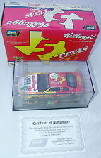 97 Kellogg'sTerry Labonte #5 Inaugural Texas Car Revell 1:24 Limited Ed /5,004