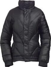 Burton Down Blaze Jacket Womens Snowboard Ski Hike Packable Coat Black L
