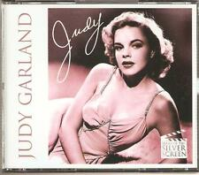 JUDY - JUDY GARLAND CD STARS OF THE SILVER SCREEN - 3 CD BOX SET