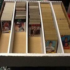 Topps Baseball Commons 1986,1987,1988,1989,1990,1991,1992,...... $.02/ea.