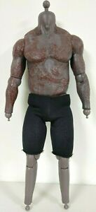 FREE SHIPPING: RARE Hot Toys MMS355 Drax Body & pantsuit Guardians Of The Galaxy