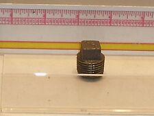 1/2 inch Square Head Galvanized Plug