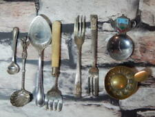 Silver/Silver Plated Fish Fork Collectable Cutlery