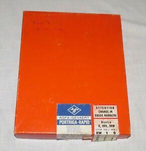 Agfa Photographic Paper Porttica-Rapid <100* Sheets PRK 111