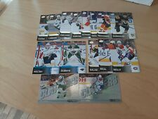 2019-20 UPPER DECK OVERTIME HOCKEY CARD LOT (15) WITH CLAPPERS INSERTS