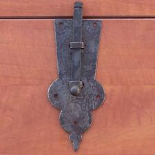 Eisenriegel nach antikem Vorbild, Schubriegel mit Grundplatte