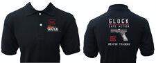 Glock Shooting Team Weapon Training Gotcha Polo Shirt