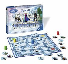 DISNEY FROZEN THEMED JUNIOR LABYRINTH GAME - SEARCH FOR TREASURE - NEW & SEALED
