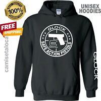 GLOCK PERFECTION UNISEX HOODIES - PREMIUM QUALITY  CUSTOM GIFT
