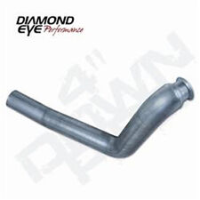 """Diamond Eye Exhaust Downpipe Stainless Natural 3.00/"""" Dia Ford 7.3L Diesel EA"""