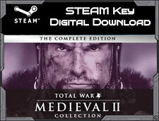 Medieval 2 Total War Collection -  PC/Mac Steam Key Download  *Fast Delivery*