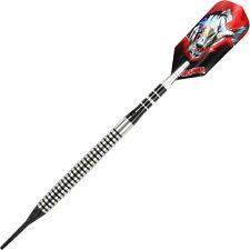 Piranha Razor Grip 22g Soft Tip Darts 80% Tungsten 68553 w/ FREE Shipping