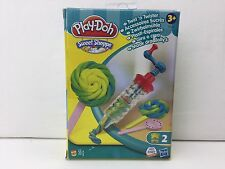 Play-Doh Sweet Shoppe Twirl 'n Twister USED COMPLETE with Play-Doh FREE UK POST