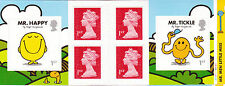 SG ? - Mr Men Little Miss Retail Book with Cylinder Nos - Iss 20 Oct '16 - MNH