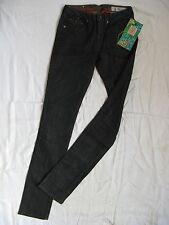 We Are Replay Ladies Jeans Stretch Denim w25/l34 Lil 'Low Waist Slim Fit Pipe Leg