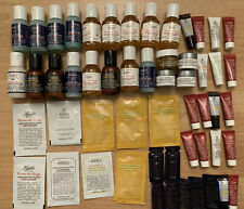 Kiehl's Skincare Set of 54 items/ cleanser,cream,bath,oil,serum,mask,shampoo
