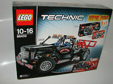 Lego ® Technic 66433 super pack 3 in1 nuevo embalaje original _ motoristed Winch (9395+9392+8293)