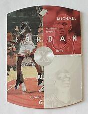1998 SPX Michael Jordan Silver Die Cut #6