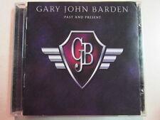 GARY BARDEN PAST AND PRESENT 2004 ESCAPE MUSIC CD MSG SINGER MICHAEL SCHENKER