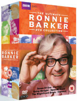 Ronnie Barker - Ultimate Collection DVD Nuevo DVD (BBCDVD3298)