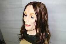 Máscara De Látex De lujo Caitlyn Jenner Kardashians TV Fantasía de sobrecarga Muñeca Kanye máscaras