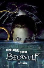 Beowulf movie poster (c) - 11 x 17 inches - Angelina Jolie