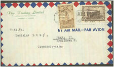 Canada MI 227 MIF postage by airmail in the CSR