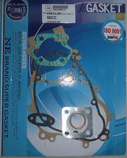 Sistema de sellado motor compl. kreidler florett 4 marchas motor viaje viento refrigerados mokick