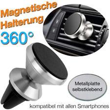 Universal 360° KFZ Magnet Smartphone Handy Halterung Auto PKW LKW Lüftungsgitter