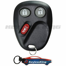 Replacement for GMC Envoy - 2002 2003 2004 2005 Keyless Entry Car Fob Remote