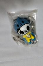 NEW IN PACKAGE TOKIDOKI FOR LESPORTSAC ADIOS Qee Key Chain Collectible